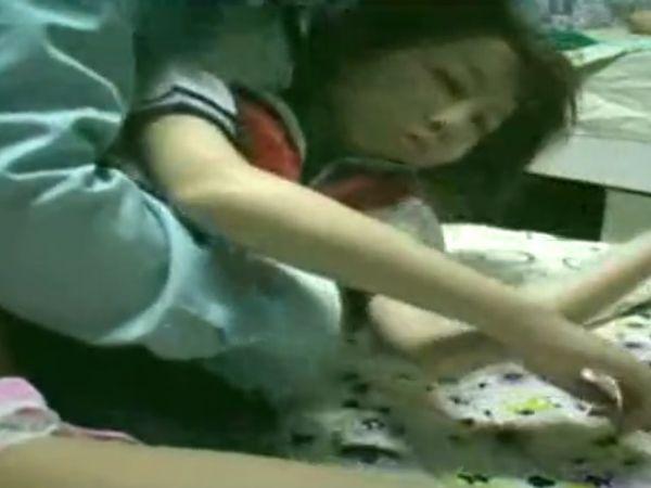 【サイコパス】女子高生を騙して連れ込みクスリ漬けにして眠らせる…頭が狂った精神異常者の昏睡レイプの一部始終が流出!