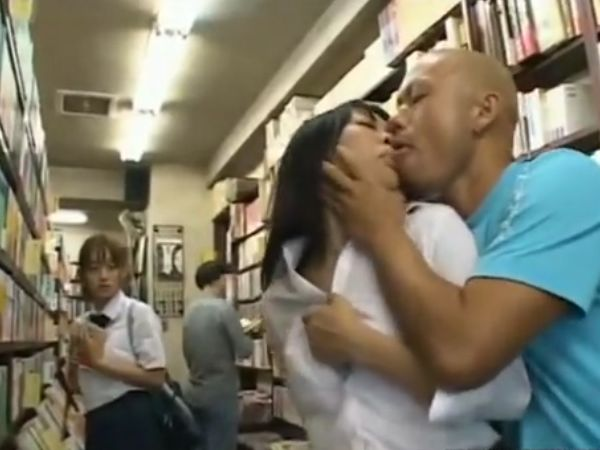 【JK美少女凌辱】『これ!これが欲しかったの♡』OLレイプを目撃した女子高生がガチ欲情!7分後トイレでアニマル強姦される