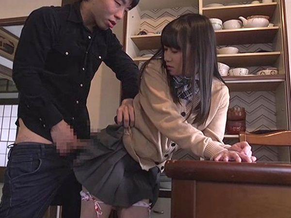 【JK近親相姦レイプ】『肉親のペニスは感度が違うんじゃい』義理の妹女子高生に性欲分泌しまくる欲情アニキのアニマル調教