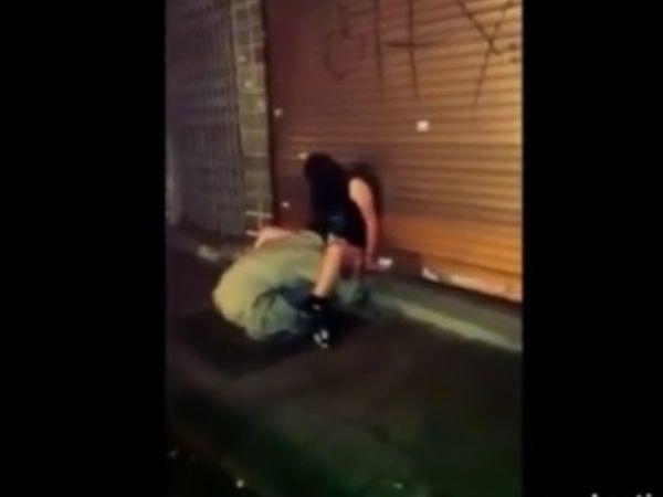 【本物レイプ盗撮】ロンドンのクラブPARTYでコカイン食い過ぎた日本人JKをガチで犯してる衝撃映像が一般人投稿で流出!